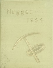 1966 Edition, Cupertino High School - Nugget Yearbook (Cupertino, CA)