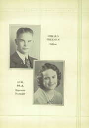 Page 11, 1932 Edition, Dinuba High School - Delphic Echoes Yearbook (Dinuba, CA) online yearbook collection