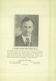 Page 15, 1932 Edition, Dinuba High School - Delphic Echoes Yearbook (Dinuba, CA) online yearbook collection