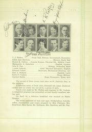 Page 17, 1932 Edition, Dinuba High School - Delphic Echoes Yearbook (Dinuba, CA) online yearbook collection