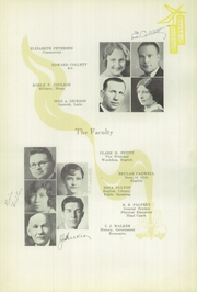 Page 14, 1933 Edition, Dinuba High School - Delphic Echoes Yearbook (Dinuba, CA) online yearbook collection