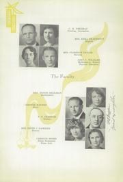 Page 15, 1933 Edition, Dinuba High School - Delphic Echoes Yearbook (Dinuba, CA) online yearbook collection