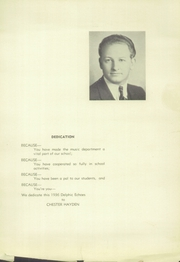 Page 13, 1936 Edition, Dinuba High School - Delphic Echoes Yearbook (Dinuba, CA) online yearbook collection