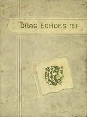1951 Edition, Dunsmuir Joint Union High School - Crag Echoes Yearbook (Dunsmuir, CA)
