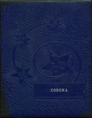 Page 1, 1956 Edition, Durham High School - Corona Yearbook (Durham, CA) online yearbook collection