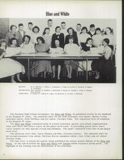 Page 10, 1956 Edition, Durham High School - Corona Yearbook (Durham, CA) online yearbook collection