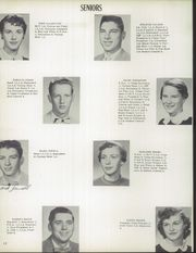 Page 16, 1956 Edition, Durham High School - Corona Yearbook (Durham, CA) online yearbook collection