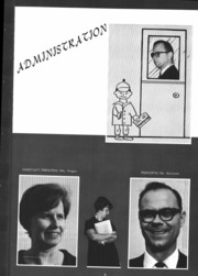 Page 11, 1968 Edition, Christian High School - Patriot Yearbook (El Cajon, CA) online yearbook collection