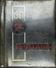 1967 Edition, Prosser High School - Mustang Yearbook (Prosser, WA)