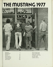 Page 5, 1977 Edition, Prosser High School - Mustang Yearbook (Prosser, WA) online yearbook collection