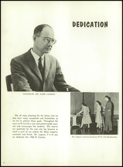 Page 10, 1960 Edition, El Cerrito High School - El Camino Yearbook (El Cerrito, CA) online yearbook collection