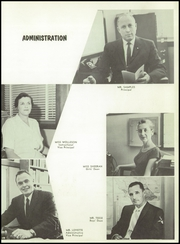 Page 11, 1960 Edition, El Cerrito High School - El Camino Yearbook (El Cerrito, CA) online yearbook collection
