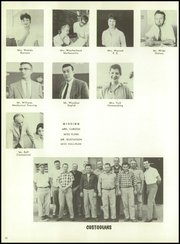 Page 16, 1960 Edition, El Cerrito High School - El Camino Yearbook (El Cerrito, CA) online yearbook collection