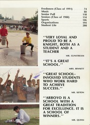 Page 7, 1988 Edition, Arroyo High School - Shield Yearbook (El Monte, CA) online yearbook collection