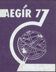 1977 Edition, Mountain View High School - Aegir Yearbook (El Monte, CA)