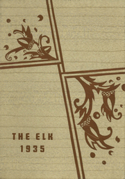 Page 1, 1935 Edition, Elk Grove High School - Elk Yearbook (Elk Grove, CA) online yearbook collection