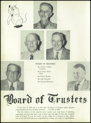 Page 12, 1954 Edition, Elk Grove High School - Elk Yearbook (Elk Grove, CA) online yearbook collection