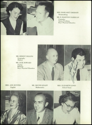 Page 16, 1954 Edition, Elk Grove High School - Elk Yearbook (Elk Grove, CA) online yearbook collection