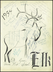 Page 5, 1954 Edition, Elk Grove High School - Elk Yearbook (Elk Grove, CA) online yearbook collection