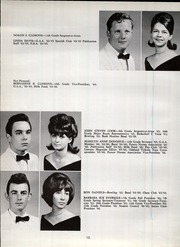 Page 14, 1966 Edition, Emery High School - Spartan Yearbook (Emeryville, CA) online yearbook collection
