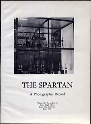 Page 5, 1966 Edition, Emery High School - Spartan Yearbook (Emeryville, CA) online yearbook collection