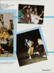Page 11, 1986 Edition, San Pasqual High School - Golden Legend Yearbook (Escondido, CA) online yearbook collection