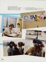 Page 14, 1986 Edition, San Pasqual High School - Golden Legend Yearbook (Escondido, CA) online yearbook collection
