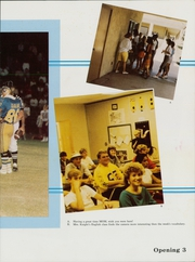 Page 7, 1986 Edition, San Pasqual High School - Golden Legend Yearbook (Escondido, CA) online yearbook collection
