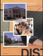 Page 10, 1986 Edition, Etiwanda High School - Aquila Yearbook (Etiwanda, CA) online yearbook collection