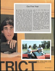 Page 11, 1986 Edition, Etiwanda High School - Aquila Yearbook (Etiwanda, CA) online yearbook collection