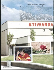 Page 12, 1986 Edition, Etiwanda High School - Aquila Yearbook (Etiwanda, CA) online yearbook collection