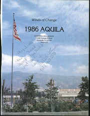 Page 7, 1986 Edition, Etiwanda High School - Aquila Yearbook (Etiwanda, CA) online yearbook collection