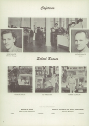 Page 10, 1954 Edition, Etna Union High School - Nugget Yearbook (Etna, CA) online yearbook collection