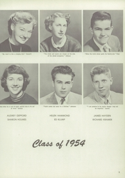 Page 13, 1954 Edition, Etna Union High School - Nugget Yearbook (Etna, CA) online yearbook collection