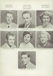 Page 14, 1954 Edition, Etna Union High School - Nugget Yearbook (Etna, CA) online yearbook collection