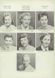Page 15, 1954 Edition, Etna Union High School - Nugget Yearbook (Etna, CA) online yearbook collection