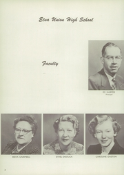Page 8, 1954 Edition, Etna Union High School - Nugget Yearbook (Etna, CA) online yearbook collection