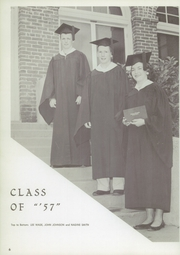 Page 10, 1957 Edition, Etna Union High School - Nugget Yearbook (Etna, CA) online yearbook collection