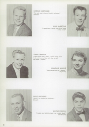 Page 12, 1957 Edition, Etna Union High School - Nugget Yearbook (Etna, CA) online yearbook collection