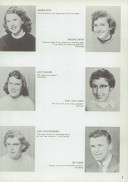 Page 13, 1957 Edition, Etna Union High School - Nugget Yearbook (Etna, CA) online yearbook collection