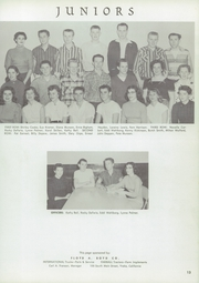 Page 17, 1957 Edition, Etna Union High School - Nugget Yearbook (Etna, CA) online yearbook collection