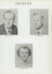 Page 9, 1957 Edition, Etna Union High School - Nugget Yearbook (Etna, CA) online yearbook collection