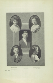 Page 11, 1912 Edition, Eureka High School - Sequoia Yearbook (Eureka, CA) online yearbook collection