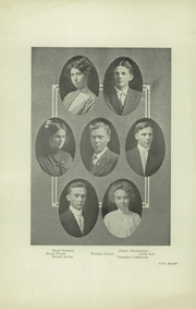 Page 12, 1912 Edition, Eureka High School - Sequoia Yearbook (Eureka, CA) online yearbook collection