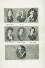 Page 16, 1921 Edition, Eureka High School - Sequoia Yearbook (Eureka, CA) online yearbook collection