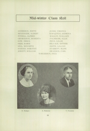 Page 14, 1922 Edition, Eureka High School - Sequoia Yearbook (Eureka, CA) online yearbook collection