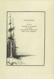Page 9, 1922 Edition, Eureka High School - Sequoia Yearbook (Eureka, CA) online yearbook collection