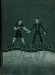 Eureka High School - Sequoia Yearbook (Eureka, CA) online yearbook collection, 1940 Edition, Page 1