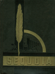 1941 Edition, Eureka High School - Sequoia Yearbook (Eureka, CA)