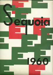 1960 Edition, Eureka High School - Sequoia Yearbook (Eureka, CA)